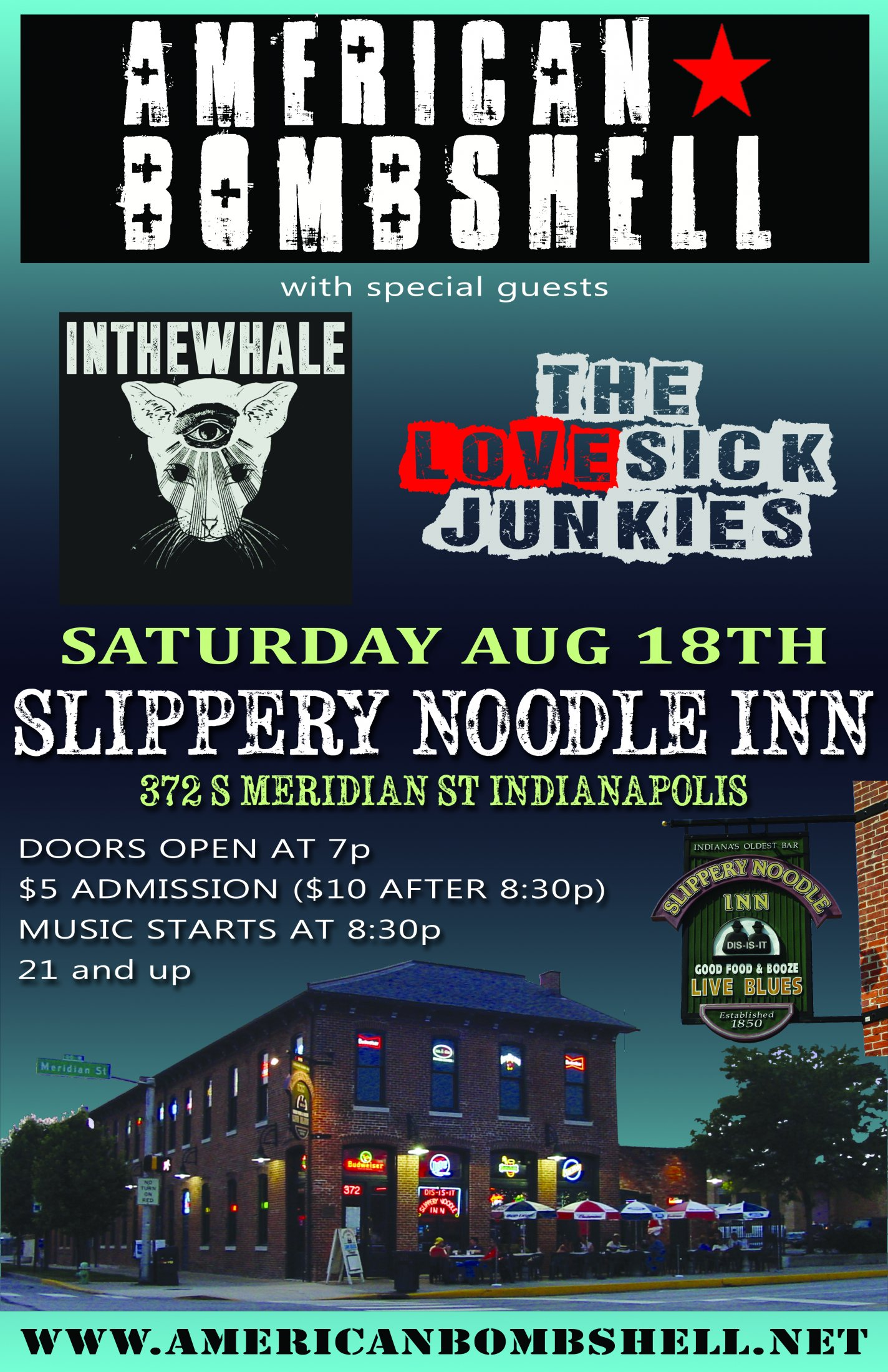 2018-08-18 - Slippery Noodle